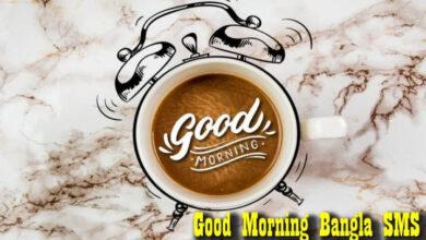 Bangla Good Morning SMS