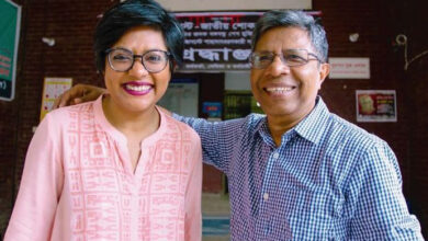 Dr Senjuti Saha Biography